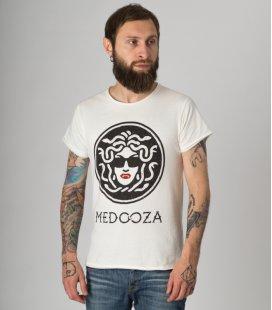 """Футболка MEDOOZA """"Logo"""" (экрю)"""