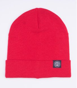 "Шапка MEDOOZA ""Classic Wool"" (fire red)"