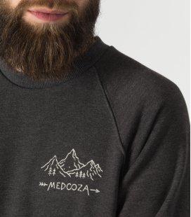 """Свитшот MEDOOZA """"Горы"""" (асфальт)"""