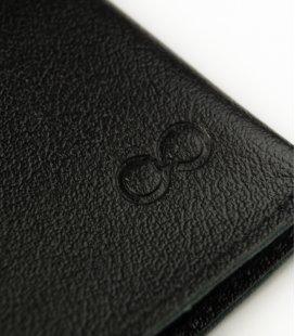 "Обложка на паспорт MEDOOZA ""Black"""