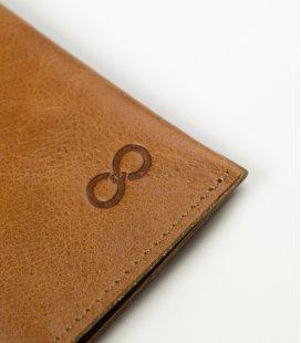 "Обложка на паспорт MEDOOZA ""Brown"""