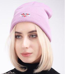 "Шапка MEDOOZA ""Classic Wool"" (roses)"