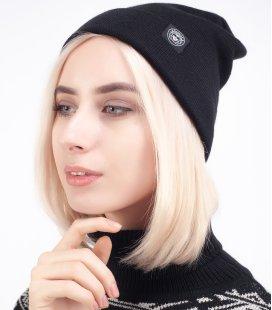 "Шапка MEDOOZA ""Classic Wool"" (black)"