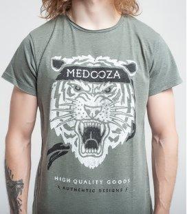 "Футболка MEDOOZA ""Tiger"" (хаки)"