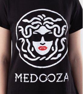 """Футболка MEDOOZA """"Logo"""" (W) (черный)"""