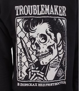 "Свитшот MEDOOZA ""Troublemaker"""