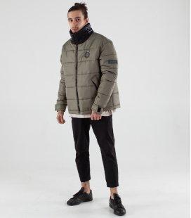 "Куртка MEDOOZA ""Puffer"" (хаки)"