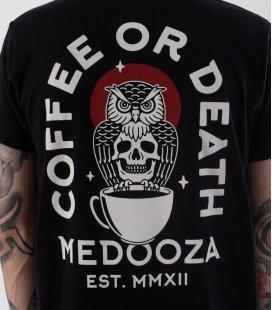 "Футболка MEDOOZA ""Coffee Owl"""