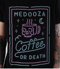 "Футболка MEDOOZA ""Coffee Neon"""