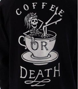 """Свитшот MEDOOZA """"Coffee Or Death III"""""""
