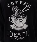 "Свитшот MEDOOZA ""Coffee Or Death III"""