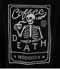 """Худи MEDOOZA """"Coffee or Death II"""""""