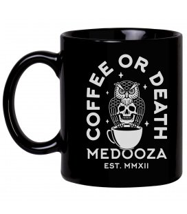 "Кружка MEDOOZA ""Coffee Owl"" (фаянс)"