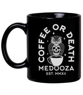 "Кружка MEDOOZA ""Coffee Owl"" (фаянс)"