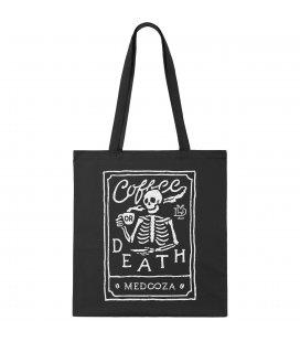 "Сумка MEDOOZA ""Coffee or Death II"""