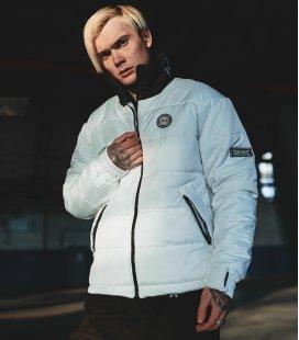 """Куртка MEDOOZA """"Puffer"""" (белый)"""