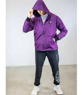 Ветровка MEDOOZA Фиолет