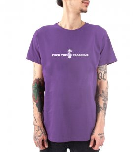 """Футболка MEDOOZA """"FTP_embr"""" (фиолетовый)"""