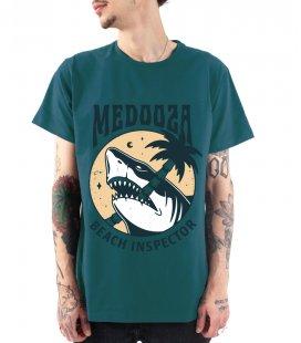 "Футболка MEDOOZA ""Shark"" (еловый)"