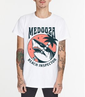 "Футболка MEDOOZA ""Shark"" (белый)"