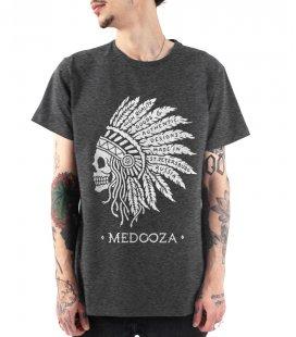 """Футболка MEDOOZA """"Chief"""" (антрацит)"""