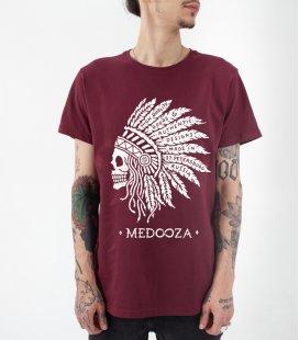 """Футболка MEDOOZA """"Chief"""" (портвейн)"""