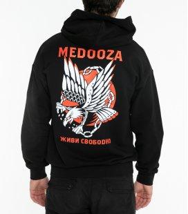 """Худи MEDOOZA """"Eagle"""" (черный)"""