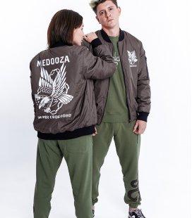 "Бомбер MEDOOZA ""Eagle"" (хаки)"