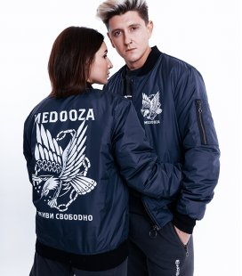 """Бомбер MEDOOZA """"Eagle"""" (нэви)"""