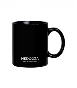 "Кружка MEDOOZA ""Coffee Or Death"" (фаянс)"