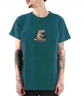 """Футболка MEDOOZA """"Dinosaur"""" (еловый)"""