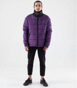 """Куртка MEDOOZA """"Puffer"""" (фиолетовый)"""