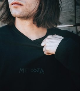 "Свитшот MEDOOZA ""Ripped"" (черный)"