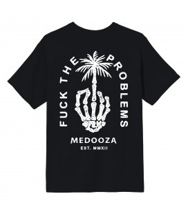 """Футболка MEDOOZA """"Fuck The Problems"""" (черный)"""
