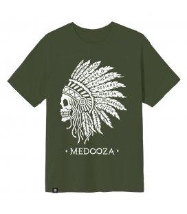 "Футболка MEDOOZA ""Chief"" (оливка)"