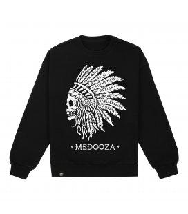 "Свитшот MEDOOZA ""Chief"" (черный)"