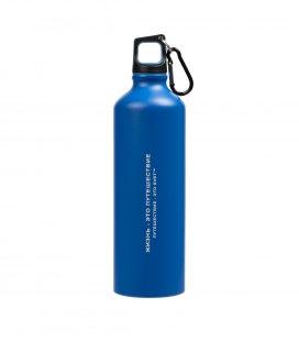 """Бутылка для воды SVET """"Svet"""" (синий)"""