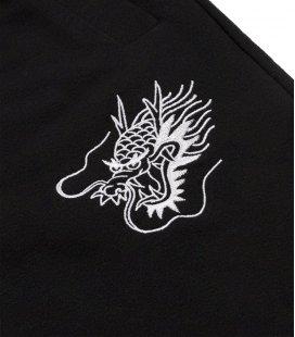 """Шорты MEDOOZA """"Souvenir Dragon"""" (черный)"""