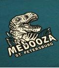 """Футболка MEDOOZA """"Dinosaur sm21"""" (еловый)"""