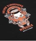 """Футболка MEDOOZA """"Never Surrender"""" (черный)"""