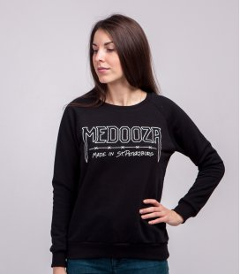 "Свитшот MEDOOZA ""Back In Black II"" (W)"