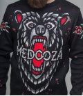 """Свитер MEDOOZA """"Bear"""" (черный)"""