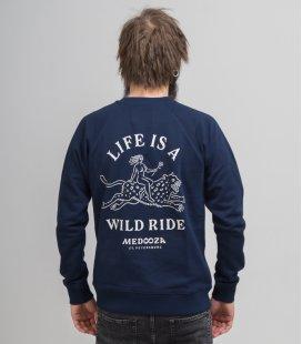 "Свитшот MEDOOZA ""Wild Ride"""