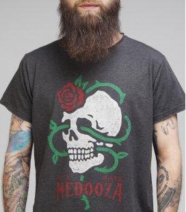 "Футболка MEDOOZA ""Skull"" (асфальт)"