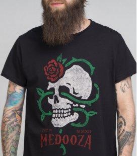 """Футболка MEDOOZA """"Skull"""" (черный)"""