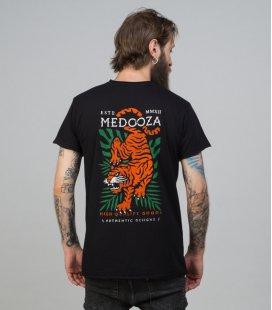 """Футболка MEDOOZA """"Jungle Tiger"""" (черный)"""