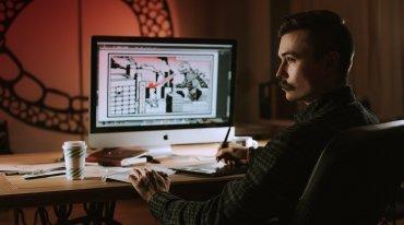 'Destroy' - дизайнер марки, Алекс Килин, отвечает на вопросы