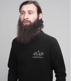 "Свитшот MEDOOZA ""Svet"" (т. синий)"