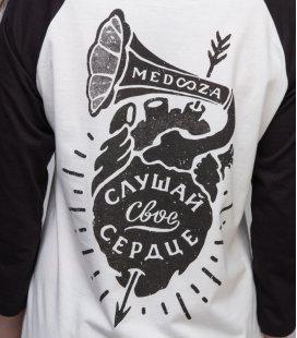 "Футболка MEDOOZA ""Sea wolf"""