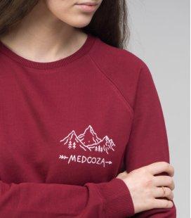 "Свитшот MEDOOZA ""Svet"" (индиго)"